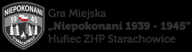 "Gra Miejska ""Niepokonani 1939-1945"""